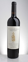 Midsummer Cellars 2012 Tomasson Vineyard, Cabernet Sauvignon, St. Helena, Napa Valley