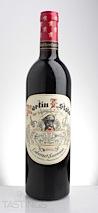 Martin Estate 2012 Estate Grown & Bottle Cabernet Sauvignon