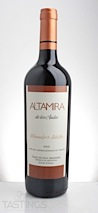 Altamira del los Andes 2009 Winemakers Selection Mendoza