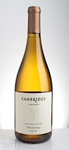 Cambridge 2013 Cold Creek Vineyard Chardonnay