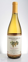 "Grgich Hills 2012 Estate, ""Miljenkos Selection"" Chardonnay"