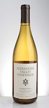 Alexander Valley Vineyards 2013 Estate Chardonnay