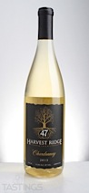 Harvest Ridge Winery 2013  Chardonnay