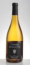 Three Knights 2012  Chardonnay