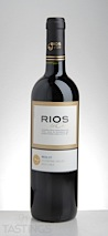Rios de Chile 2014 Merlot, Central Valley