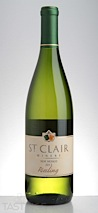 St. Clair Winery 2013  Riesling