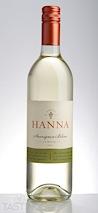 Hanna 2014  Sauvignon Blanc