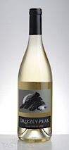 Grizzly Peak 2013 Estate Pinot Gris