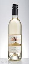 Cedar Mountain 2014 Ghielmetti Vineyard Sauvignon Blanc