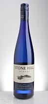 Stone Hill 2013  Vignoles