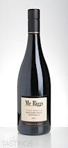 "Mr. Riggs 2013 ""Yacca Paddock"" Adelaide Hills"
