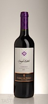 Casas del Toqui 2014 Single Estate, Carmenere, Central Valley