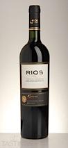 Rios de Chile 2013 Reserva Merlot