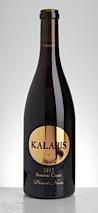 Kalaris 2012  Pinot Noir