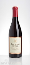 Paradise Ridge 2013  Pinot Noir