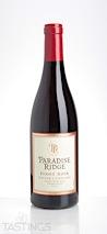"""Paradise Ridge 2013 """"Walters Vineyard"""" Pinot Noir"""