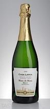 Casa Larga 2007 Blanc de Blanc Chardonnay