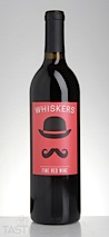 Whiskers 2012 Red Blend Lodi