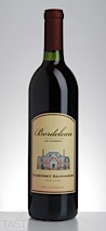 Bordeleau NV Lot 6, Cabernet Sauvignon, Maryland