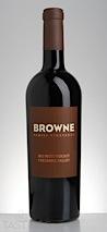 Browne 2012  Petite Verdot