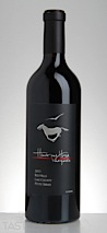 Hawk and Horse Vineyards 2011 Petite Sirah, Red Hills