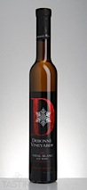 Debonné Vineyards 2013 Ice Wine Vidal Blanc