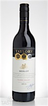 Taylors 2015 Merlot, Clare Valley