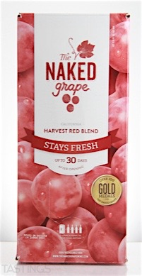 The Naked Grape