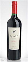 Quara 2015 Estate Malbec