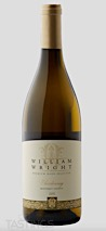 William Wright 2015  Chardonnay