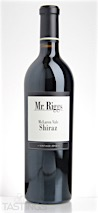 Mr. Riggs 2014  Shiraz