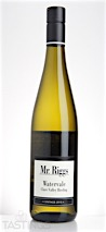 "Mr. Riggs 2015 ""Watervale"" Riesling"