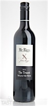 Mr. Riggs 2014 John Riggs The Truant, Shiraz, McLaren Vale