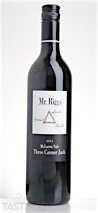 Mr. Riggs 2014 Three Corner Jack, McLaren Vale