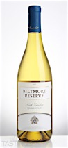 Biltmore Estate 2015 Reserve, Chardonnay, North Carolina