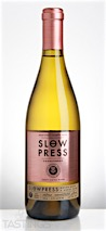 Slow Press 2014  Chardonnay