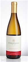 Christophe 2015  Chardonnay