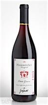 Hammersky Vineyards 2013 Estate Grown Zinfandel
