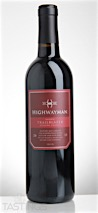 "Highwayman 2013 ""Trailblazer"" Red Wine Sonoma County"