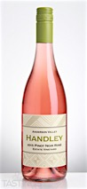 Handley Cellars 2015 Estate Vineyard Rosé, Pinot Noir, Anderson Valley