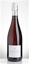 Titiana 2012 Brut Rose Pinot Noir