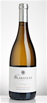 Blakeslee Vineyard Estate 2015 White Pinot Noir, Chehalem Mountains