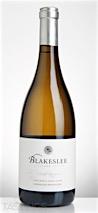 Blakeslee Vineyard Estate 2015 White Pinot Noir Chehalem Mountains