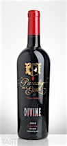 """Paradise On Earth 2013 Divine Series """"Radiant Red"""" Napa Valley"""