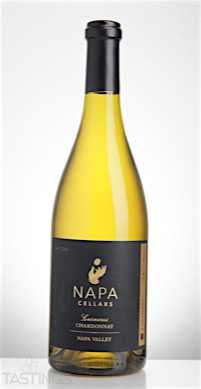 Napa Cellars & Napa Cellars 2015 V Collection Chardonnay Carneros Napa Valley USA ...