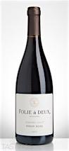 Folie à Deux 2014  Pinot Noir