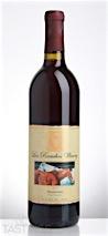 Los Ranchos Winery 2013  Sangiovese