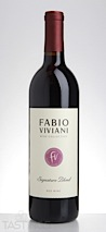 Fabio Viviani NV Signature Blend Red Wine, California
