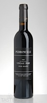 "Pedroncelli 2010 ""Four Grapes"" Vintage Port Dry Creek Valley"