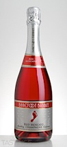 Barefoot Bubbly NV Sparkling Red, Moscato, California